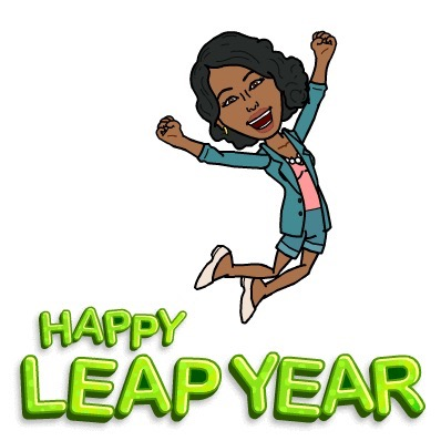 Happy Leap Year